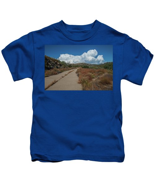 Afternoon, Old Road Kids T-Shirt