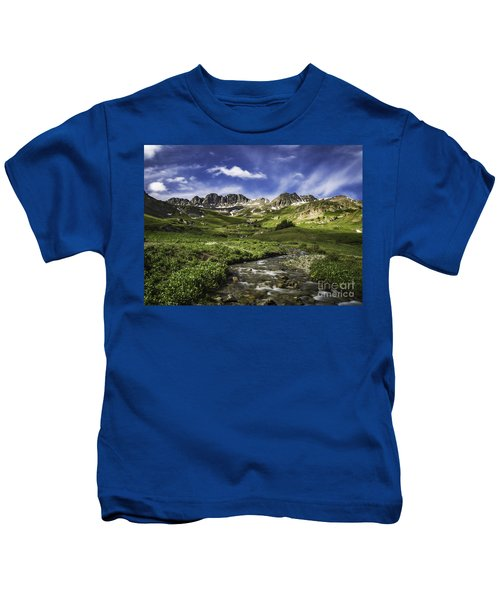 Alpine Loop  Kids T-Shirt