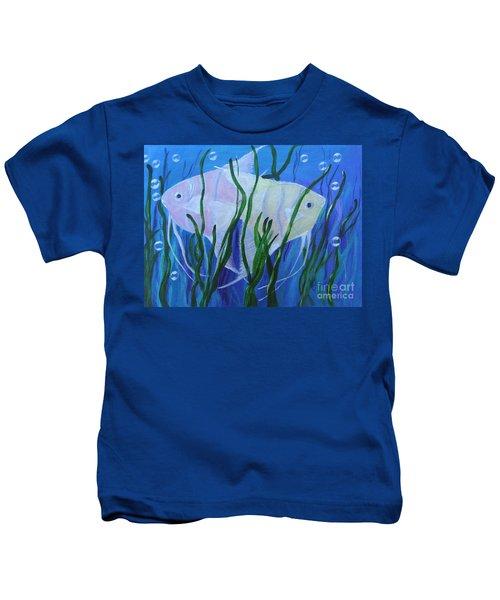 Angelfish Duo Kids T-Shirt