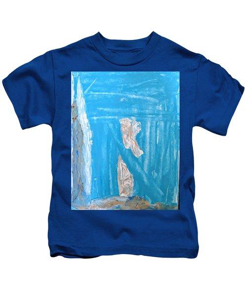 Angels Under A Bridge Kids T-Shirt