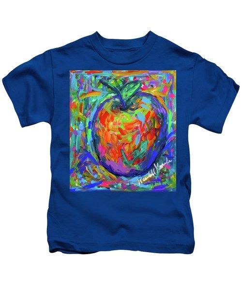 Apple Splash Kids T-Shirt