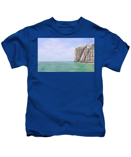 Aqua Sea Kids T-Shirt