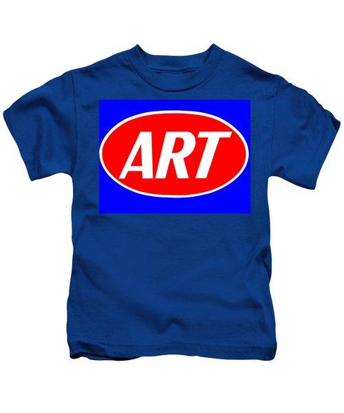 Art Bubble Kids T-Shirt