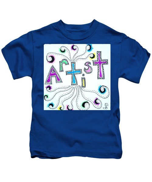 Artist Kids T-Shirt