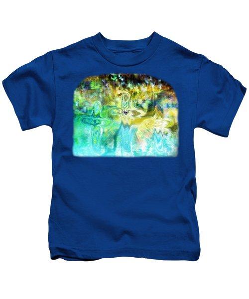 3 Crosses Kids T-Shirt