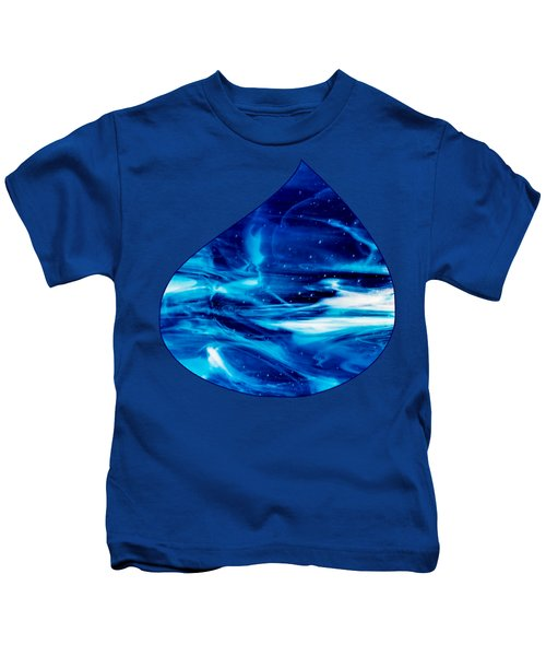 Blue Wave Kids T-Shirt