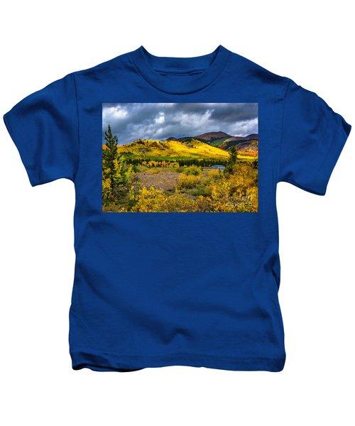 Autumn's Smile Kids T-Shirt