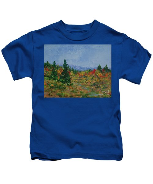 Barnardsville Branch Kids T-Shirt