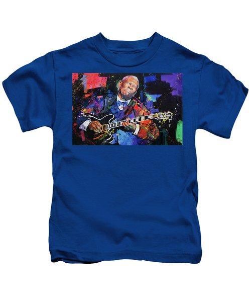 Bb King Kids T-Shirt