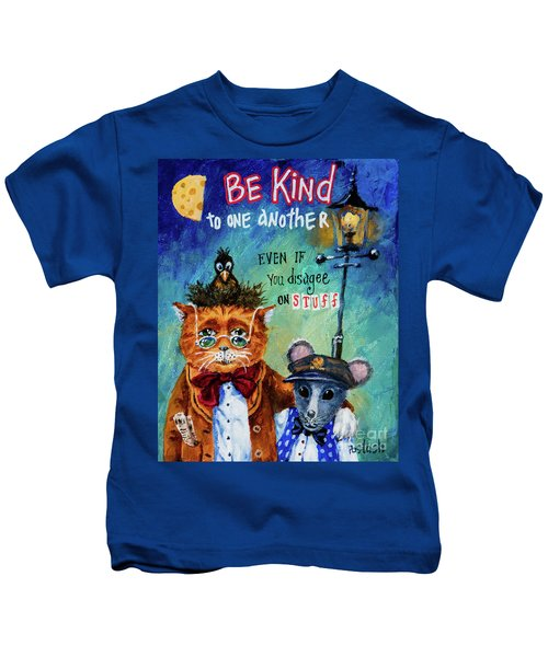 Be Kind Kids T-Shirt