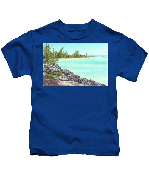 Beach Cove Kids T-Shirt