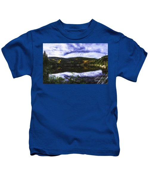 Bear Lake  Kids T-Shirt