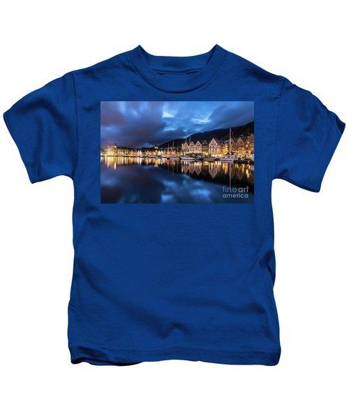 Bergen Harbor Kids T-Shirt
