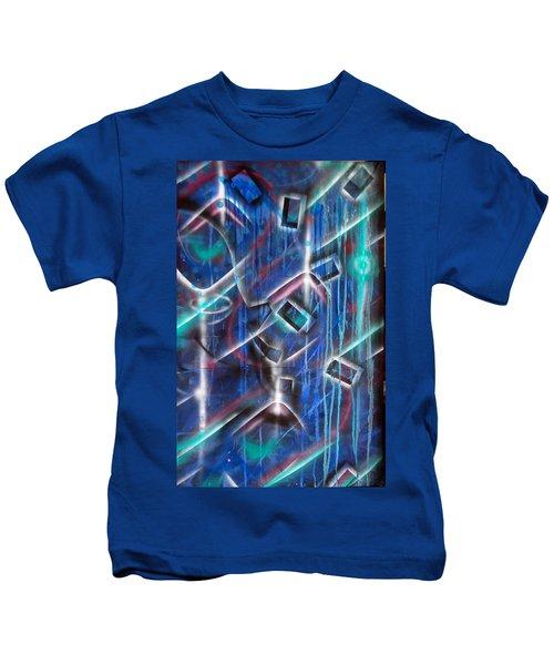 Big Blue Kids T-Shirt