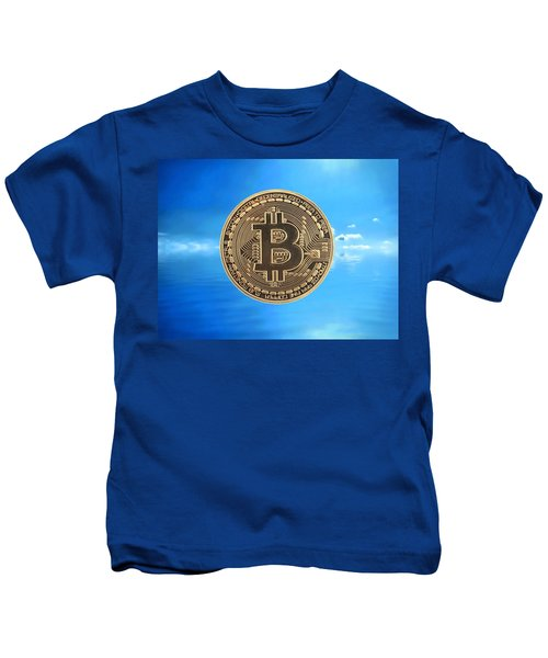 Bitcoin Revolution Kids T-Shirt