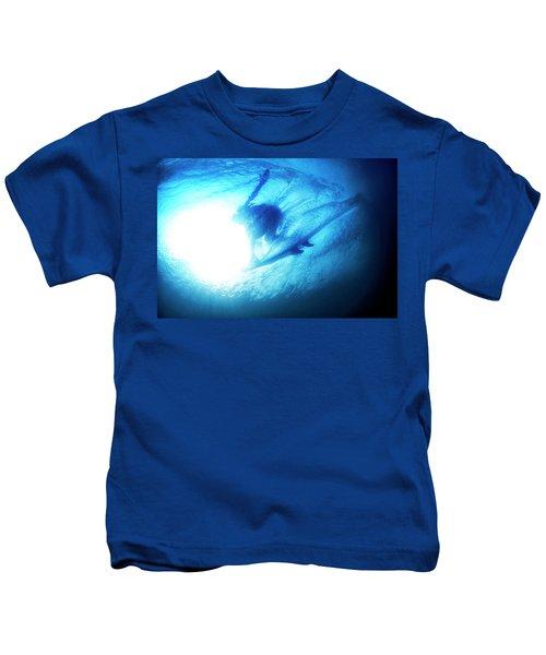 Blue Barrel Kids T-Shirt