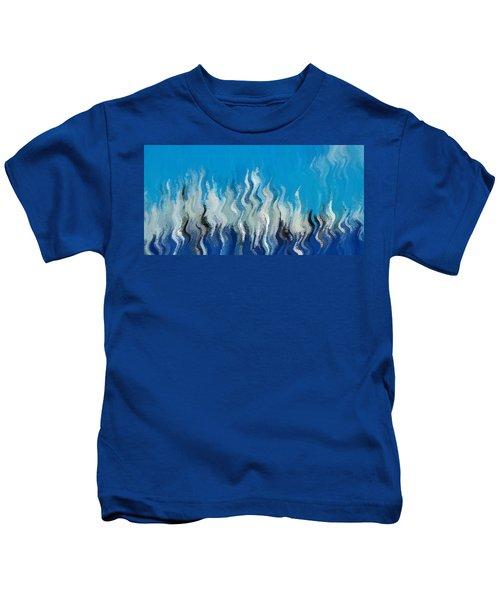 Blue Mist Kids T-Shirt