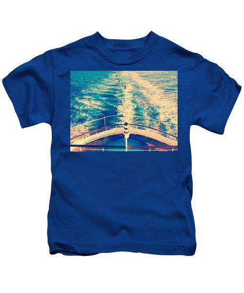 Blue Waters Kids T-Shirt