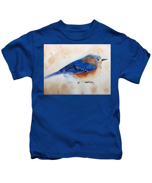 Bluebird #5 Kids T-Shirt