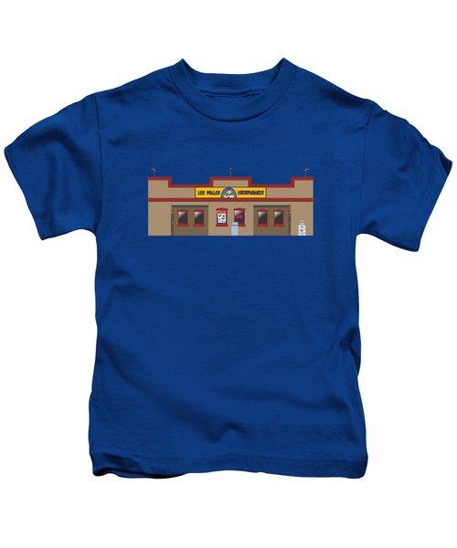 Breaking Bad - Los Pollos Hermanos Kids T-Shirt