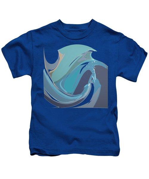 Breaking Waves Kids T-Shirt