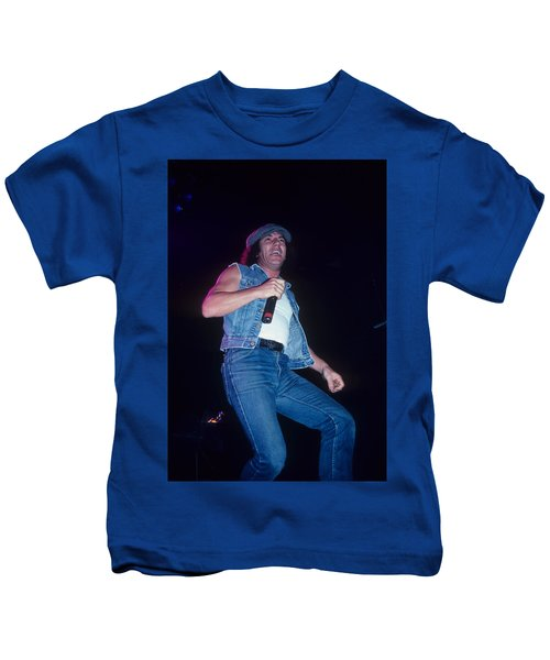 Brian Johnson Kids T-Shirt