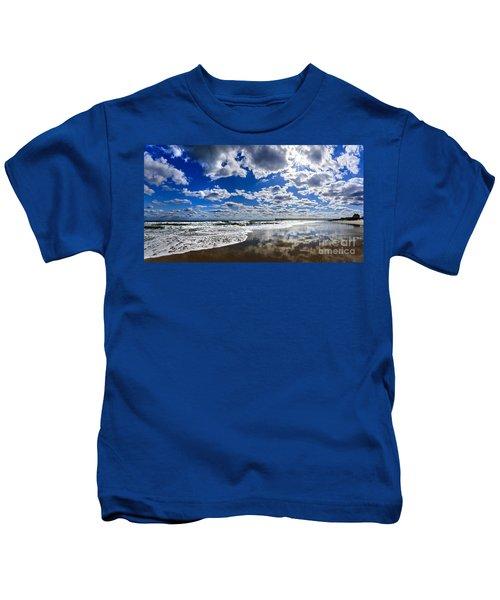 Brilliant Clouds Kids T-Shirt