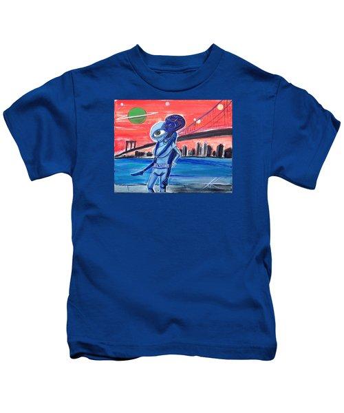 Brooklyn Play Date Kids T-Shirt