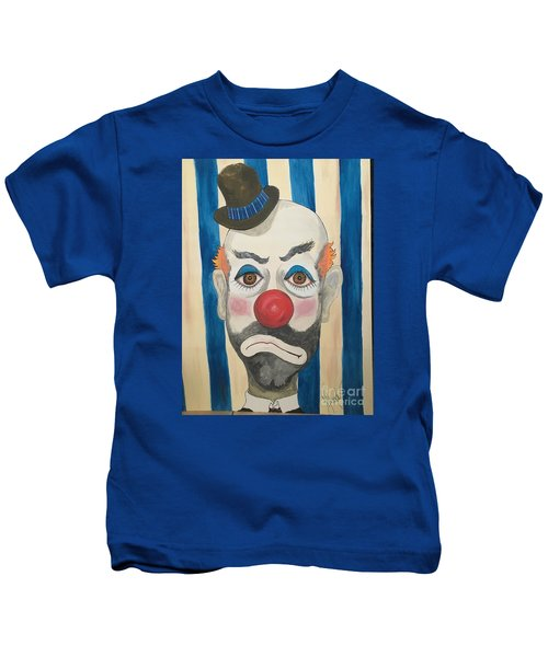 Buster The Clown Kids T-Shirt
