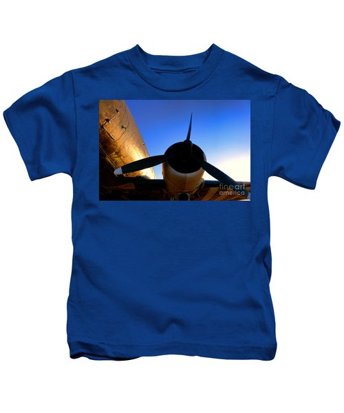 C47 Sunset Kids T-Shirt