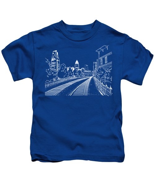 c704 Freehand Digital Drawing Kids T-Shirt