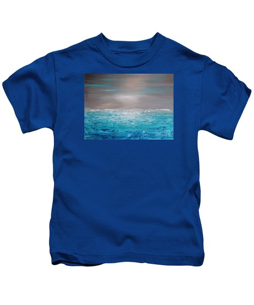 Calm Water Kids T-Shirt