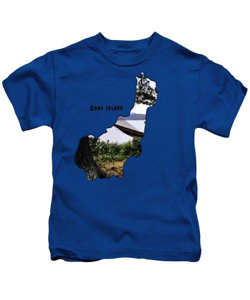 Camp Island Kids T-Shirt