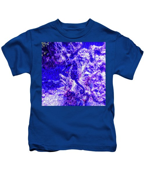 Can You Find The Sea Horse Kids T-Shirt