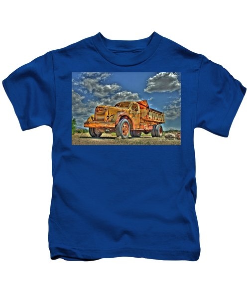 Canyon Concrete 3 Kids T-Shirt