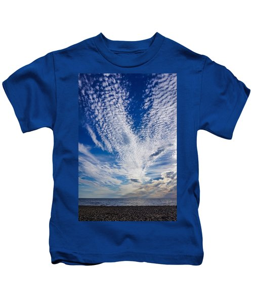 Cape Clouds Kids T-Shirt