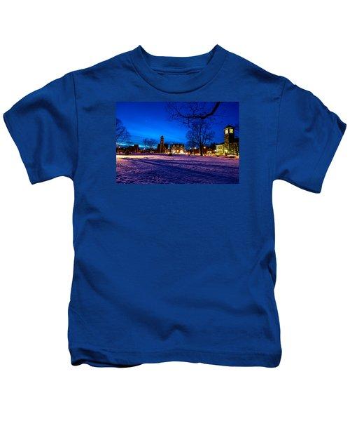 Central Parl Kids T-Shirt