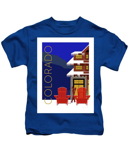 Colorado Chairs Kids T-Shirt