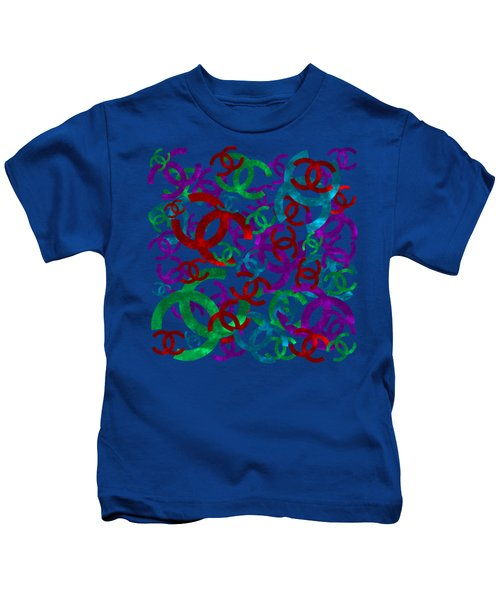 Chanel Sign-5 Kids T-Shirt