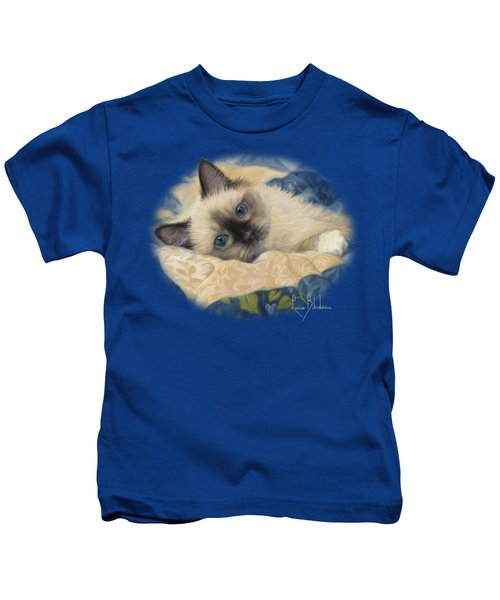 Charming Kids T-Shirt by Lucie Bilodeau