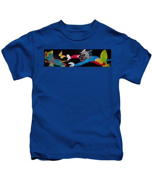 Chase Your Dream Kids T-Shirt