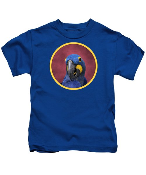 Cheeky Macaw Kids T-Shirt