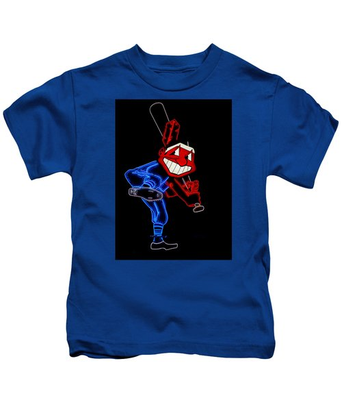 Chief Wahoo Kids T-Shirt