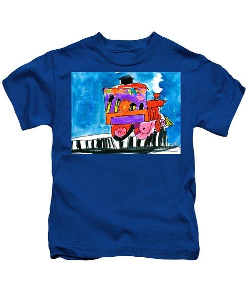 Choochoo Train Kids T-Shirt