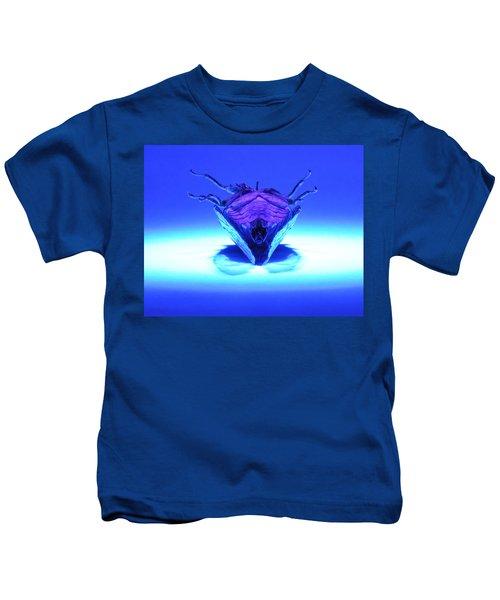 Cicada In Uv Kids T-Shirt