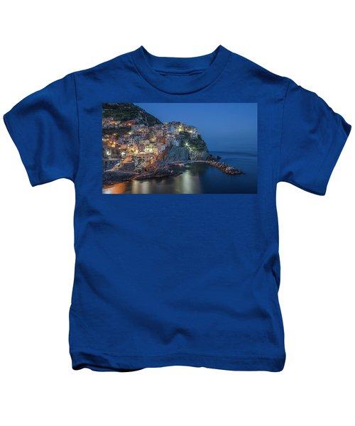Cinque Terre - Manarola Kids T-Shirt