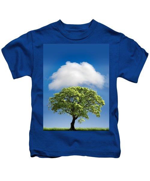 Cloud Cover Kids T-Shirt