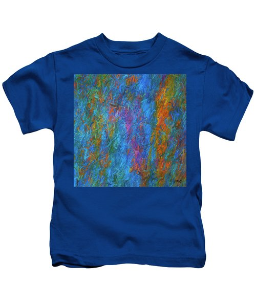Color Abstraction Xiv Kids T-Shirt