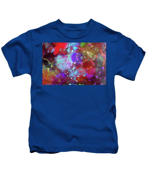 Color Burst Kids T-Shirt by AugenWerk Susann Serfezi