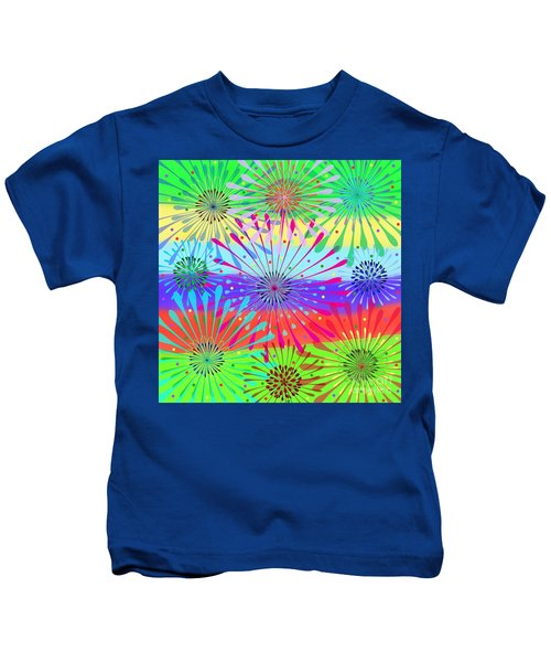 Color Cornucopia Kids T-Shirt